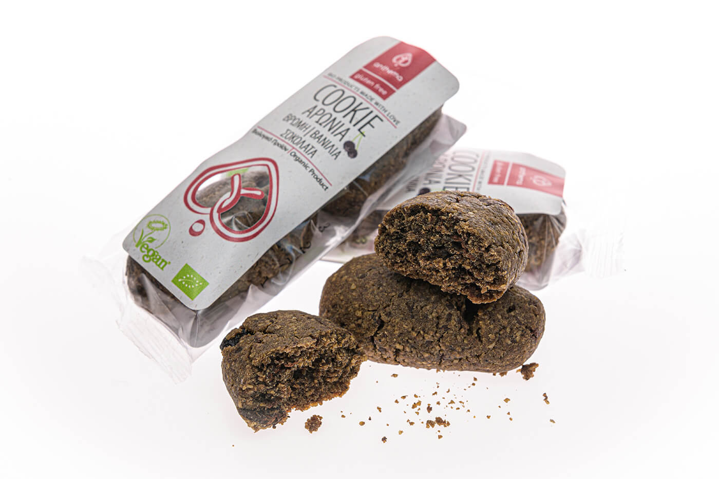Cookie Chokeberry | Oat | Vanilla | Chocolate 50gr